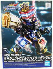 03 sergeant verde Buster Gundam