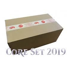 Core Set 2019 (Magic The Gathering) - Booster Case