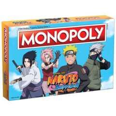 MONOPOLY - Naruto Shippuden