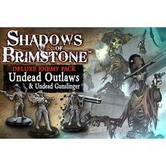 Shadows of Brimstone: Undead Outlaws and Undead Gunslinger