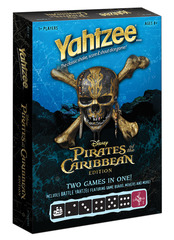 Battle Yahtzee - Pirates of the Caribbean Edition