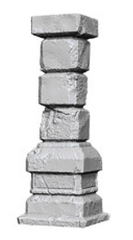 Deep Cuts Unpainted Miniatures - Pillars 72591