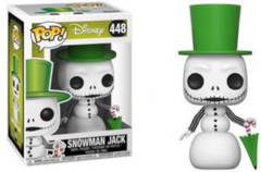 #448 - Snowman Jack - Nightmare Before Christmas