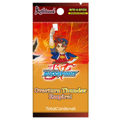 Overturn - Thunder Empire (Future Card Buddyfight) - Booster Pack