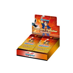 Overturn - Thunder Empire (Future Card Buddyfight) - Booster Box