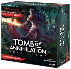 Dungeons and Dragons: Tomb Of Annihilation - Standard Edition