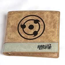 2 Tone Wallet: Naruto