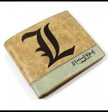 2 Tone Wallet: Death Note