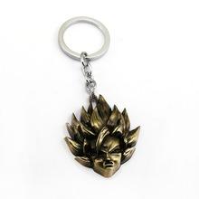 Dragon Ball Z: Goku Head Keychain
