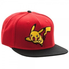 Pokemon: Red Pikachu Hat