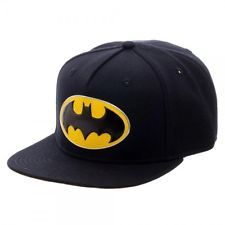 Batman: Metal Logo Hat