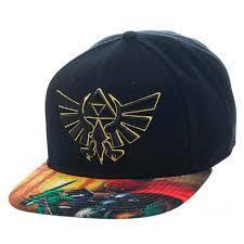 Zelda: Sublimated Brim Hat