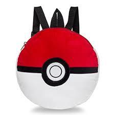 Pokemon: Pokeball Plush Backpack