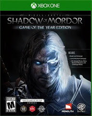 Shadow of Mordor: Game of the Year