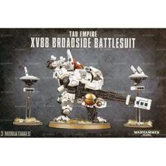 Tau Empire: XV88 Broadside Battlesuit