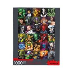 1000 Piece Puzzle - Marvel Villians