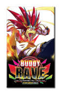 Buddy Fight - Triple D Buddy Rave (Booster Pack)