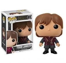#01 - Tyrion Lannister (Game of Thrones)