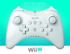 Wii U Pro Controller - White