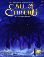 Call of Cthulhu: Keeper Rulebook