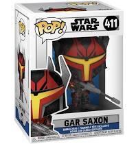#411 - Gar Saxon - Star Wars