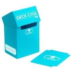 Aquamarine Deck Box - 80ct (Ultimate Guard)