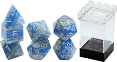 Gate Keeper Dice - Reality Shards - Devotion - 7 Dice Set