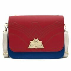 Loungefly - DC Comics Wonder Woman 1984 Eagle Cross Body Bag