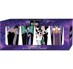 Disney - Villans - Ursula - Pub Glass