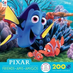 Finding Dory 200pc Puzzle