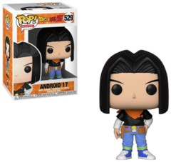 #529 - Android 17 - Dragon Ball Z
