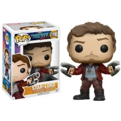 #198 Guardians of the Galaxy 2 - Star Lord