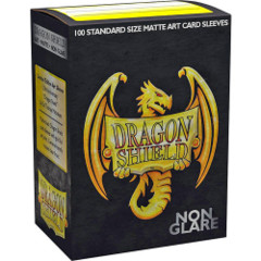 20th Anniversary Dragon Shield  Non-Glare -100ct