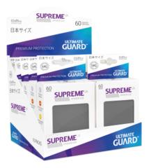 Ultimate Guard -  Matte Dark Grey - Small Sleeves