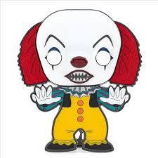 #01 POP! Pins - Pennywise 1990