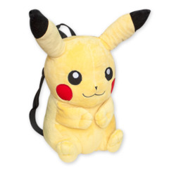 Pokemon: Pikachu Plush Backpack