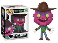 #300 - Rick and Morty - Scary Terry