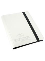Xenoskin White Flexxfolio 9-Pocket Binder