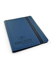 Xenoskin Blue Flexxfolio 9-Pocket Binder