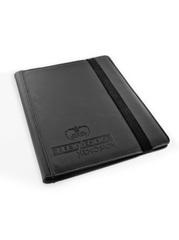 Xenoskin Black Flexxfolio 9-Pocket Binder