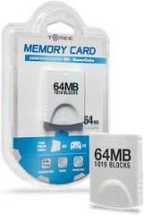 Tomee 64MB Memory Card (Wii/ GameCube)