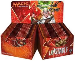 Unstable (Magic The Gathering) - Booster Box