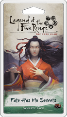 Legend of the Five Rings: LCG - Fate Has No Secrets