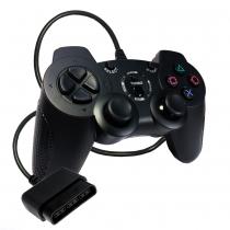 PS2 Double-Shock 2 Black