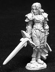 Alaine, Female Paladin