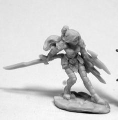 Aundine, Dark Elf Warrior