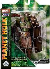 Planet Hulk - Hulk  (Marvel Select)