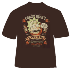 Schwifty Ale T-Shirt