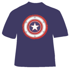 Star Superpuff T-Shirt