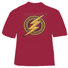 Thunderbolt Superpuff T-shirt